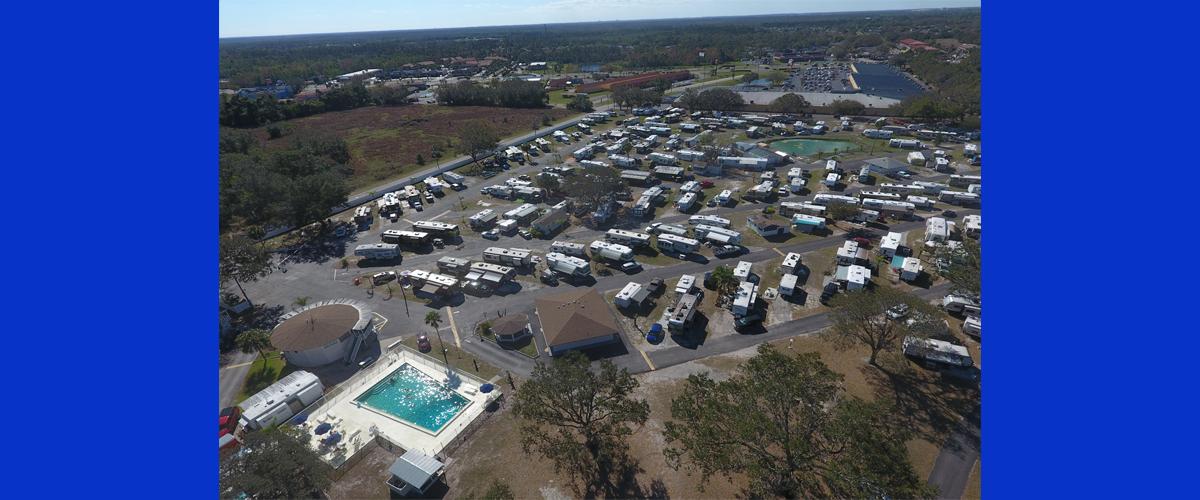 Orlando Florida Campground Amp Rv Park Kissimmee Rv Park