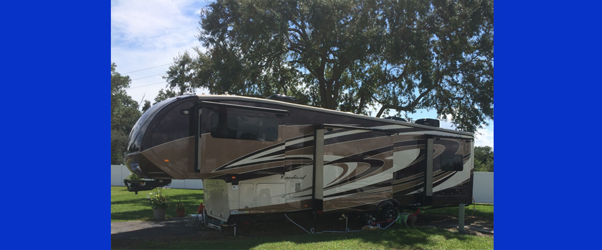 Orlando Florida Campground Amp Rv Storage At Kissimmee Rv Park