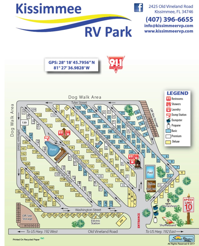 Orlando rv resort near disney